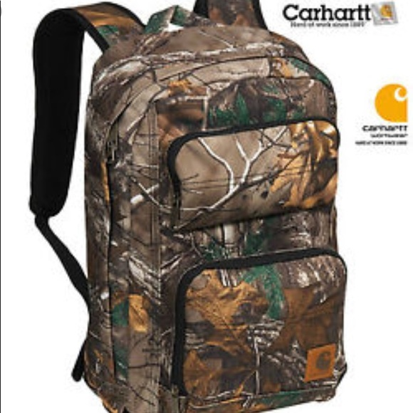 ❗️Carhartt Realtree Backpack. M 5a596ed1a6e3ea52b77c1183